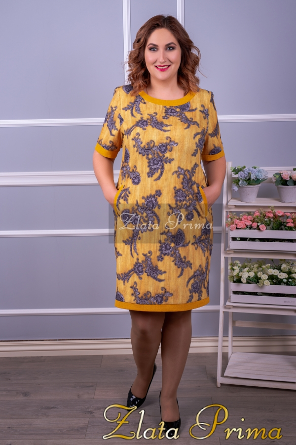 """Платье """"Корзинка"""""""
