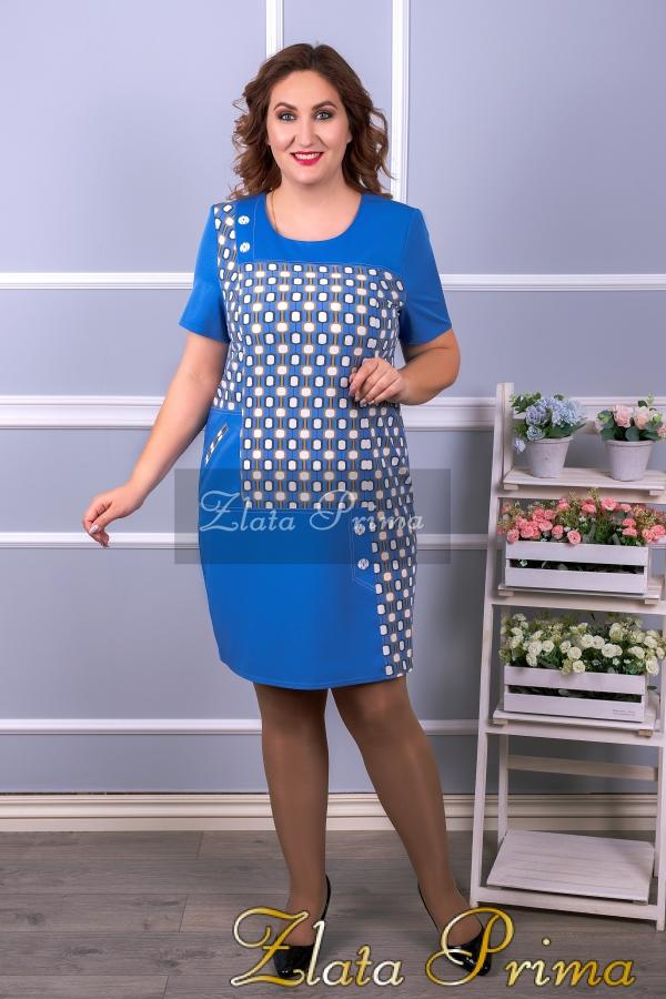 """Платье """"Клетка к/р"""""""